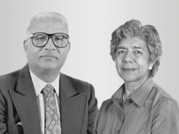 World Food Prize 2000 winners Evangelina Villegas  Surinder K. Vasal.