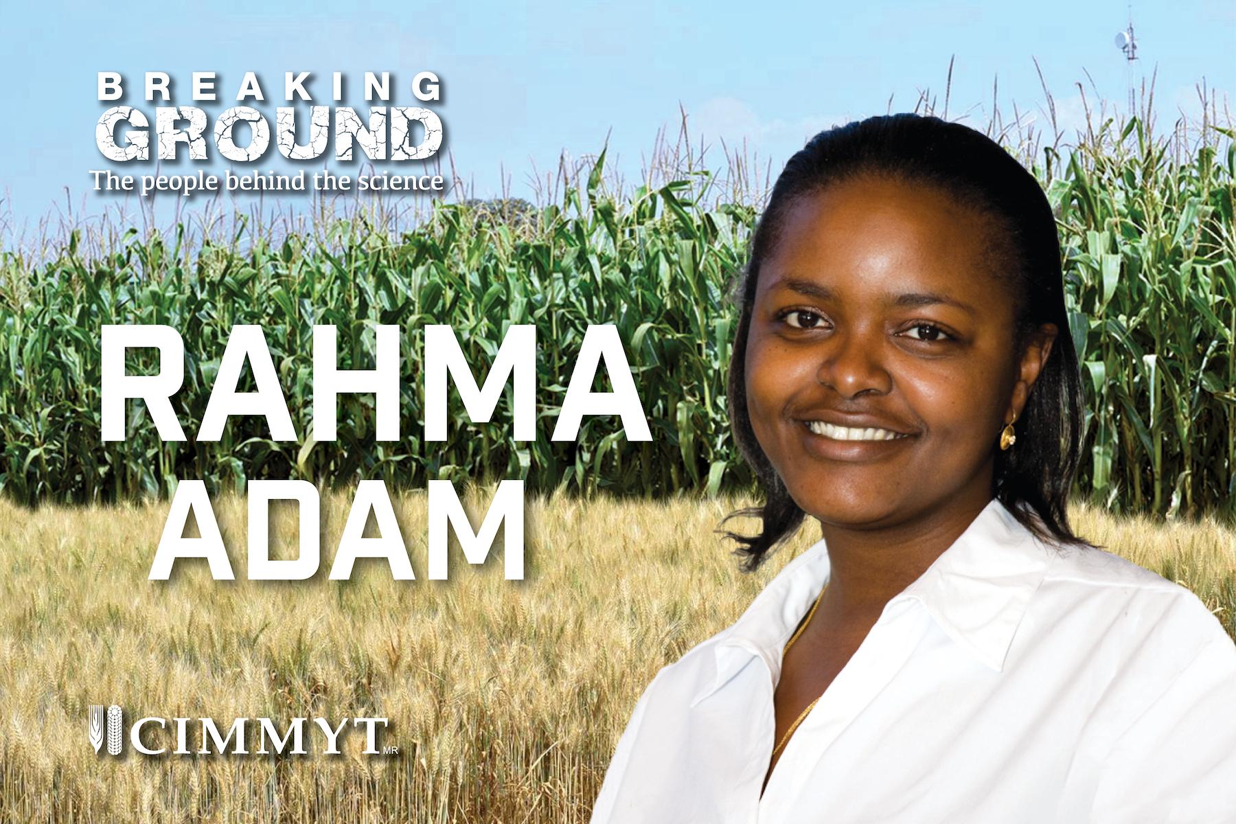 Breaking Ground Rahma Adam