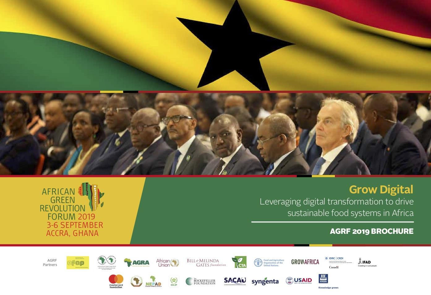 African Green Revolution Forum (AGRF) 2019 | CIMMYT