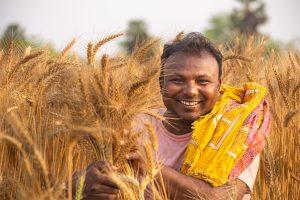India's farmers feed millions of people. (Photo: Dakshinamurthy Vedachalam)