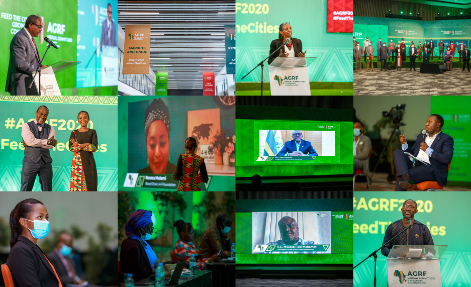 Over 10,400 delegates from 113 countries participated in the 2020 edition of the African Green Revolution Forum. (Photo: AGRA)