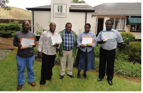 CIMMYT-Zimbabwe-offices