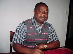 socioeconomist frank mbando tanzania