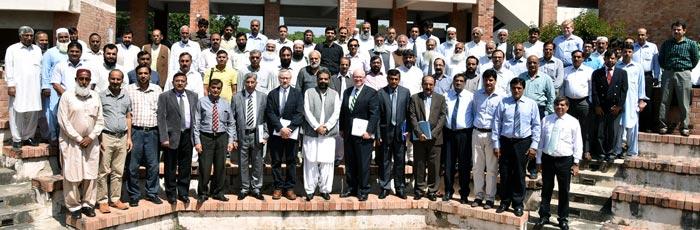 Participantes en la junta anual de planeación de WPEP 2015. Foto: PARC