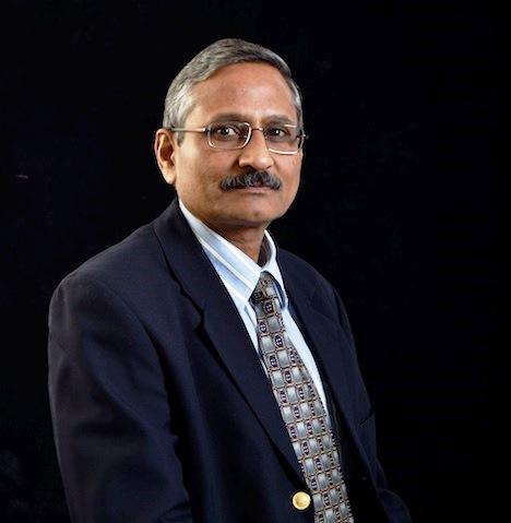 CIMMYT Distinguished Scientist Ravi Singh. CIMMYT/Alfonso Cortes