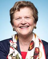 U.S. nutritionist Julie Miller Jones