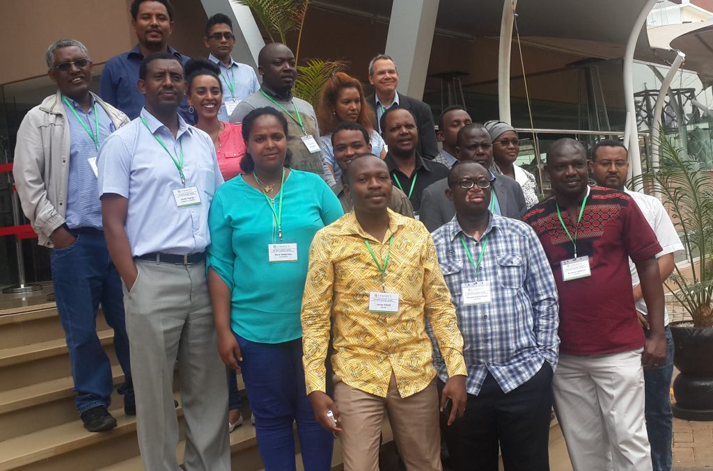 Workshop participants. Photo credit: CIMMYT
