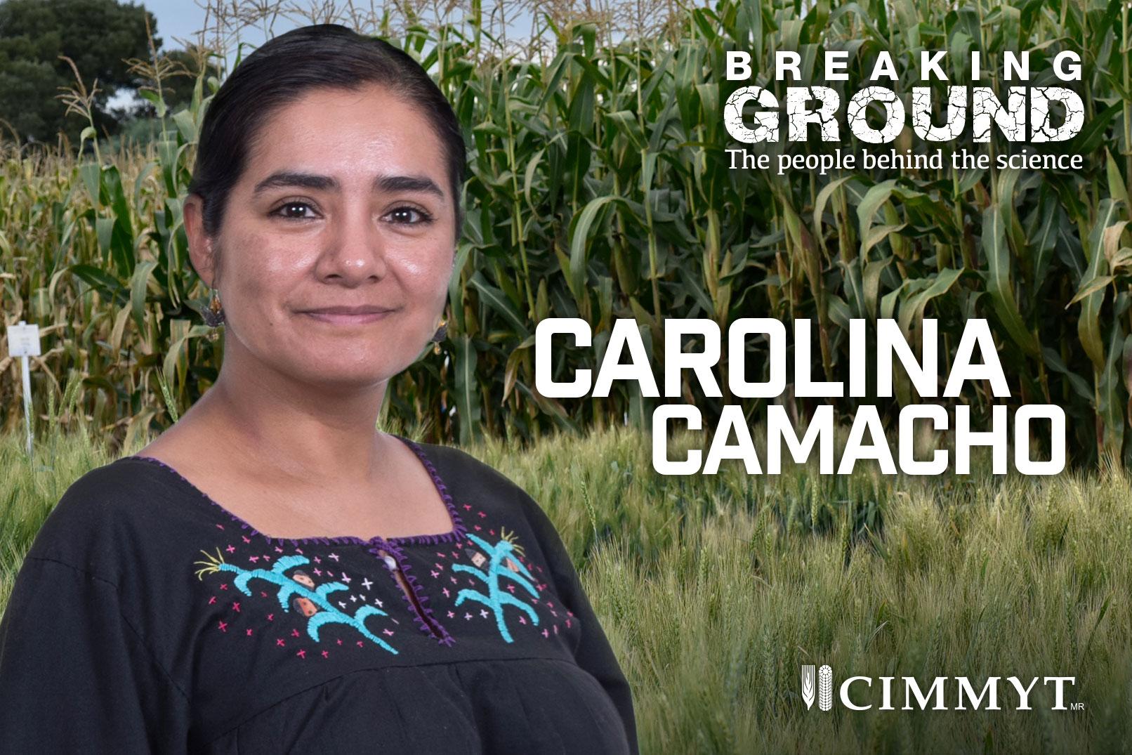 Breaking Ground: Hands on experience gives Carolina Camacho