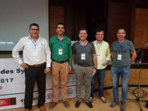 Turkish delegates at the 6th International Cereal Nematode Symposium. Photo: Abdelfattah Dababat/ CIMMYT