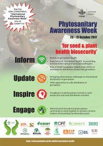 Phytosanitary Week 18-10-17 Centers
