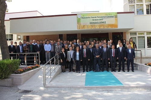 Participants of the workshop. Photo: Directorate of Plant Protection Central Research Institute of Turkey.