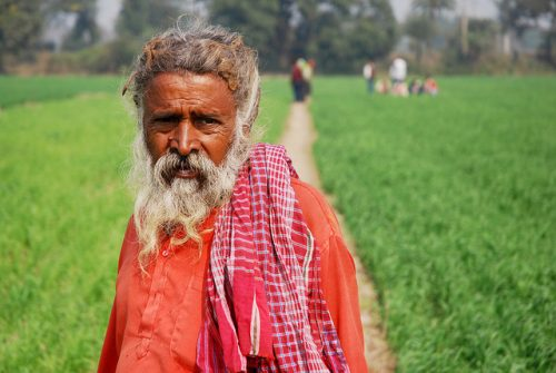 Agricultural leaders from across South Asia recently gathered in Dhaka, Bangladesh to create a roadmap on how to best help farmers cope with climate change while meeting future food demand. Photo: Photo credit: CIMMYT/ M. DeFreese